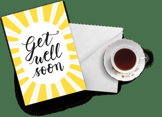 Tarjetas de Mejorate y Recupérate Pronto