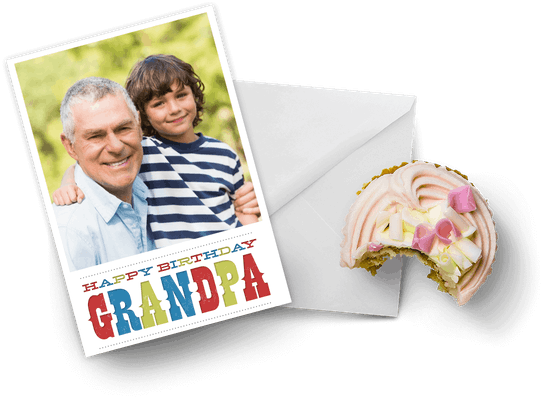 Birthday cards for Grandpa