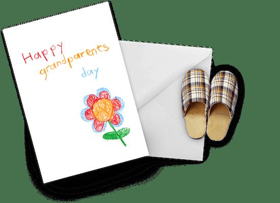 Tarjetas de Día de los Abuelos