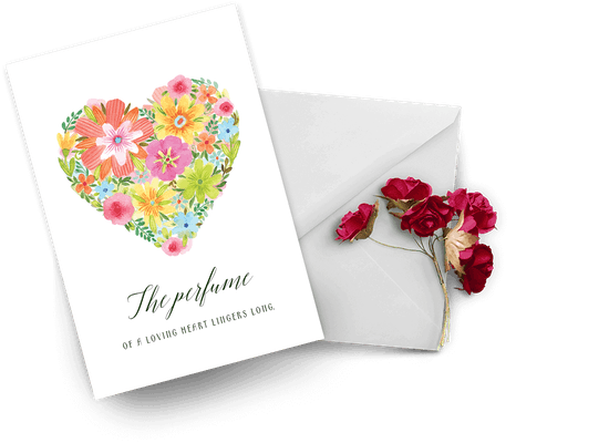 Loss of loved one cards