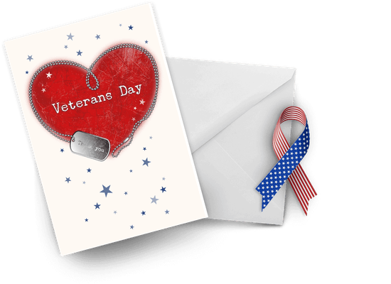Veterans day cards