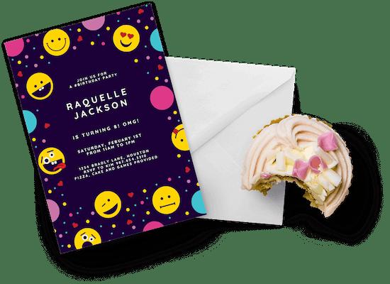 Invitaciones para cumpleaños especial de niño
